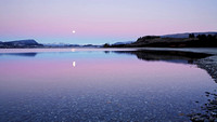 Wanaka Moonrise